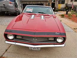 1968 Chevrolet Camaro RS/SS (CC-1388229) for sale in Grover Beach, California
