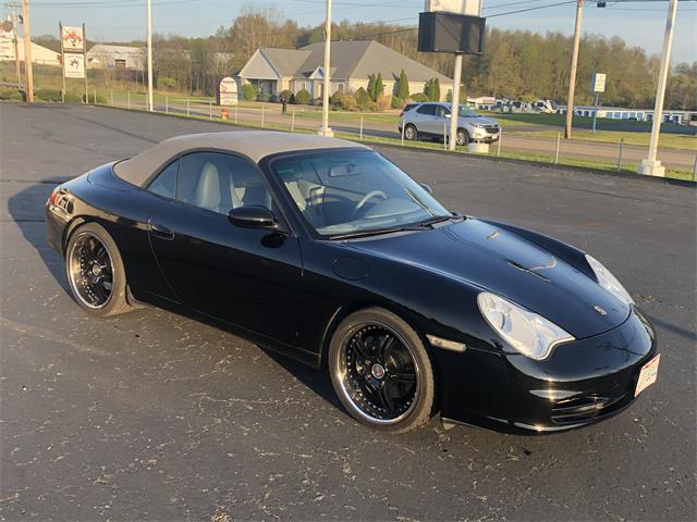 2002 Porsche 911 Carrera (CC-1388236) for sale in Canal Fulton , Ohio
