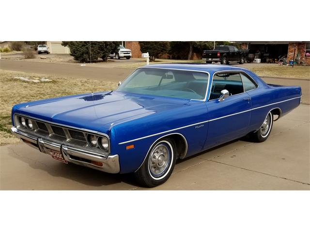 1969 Dodge Polara (CC-1388243) for sale in Clovis , New Mexico