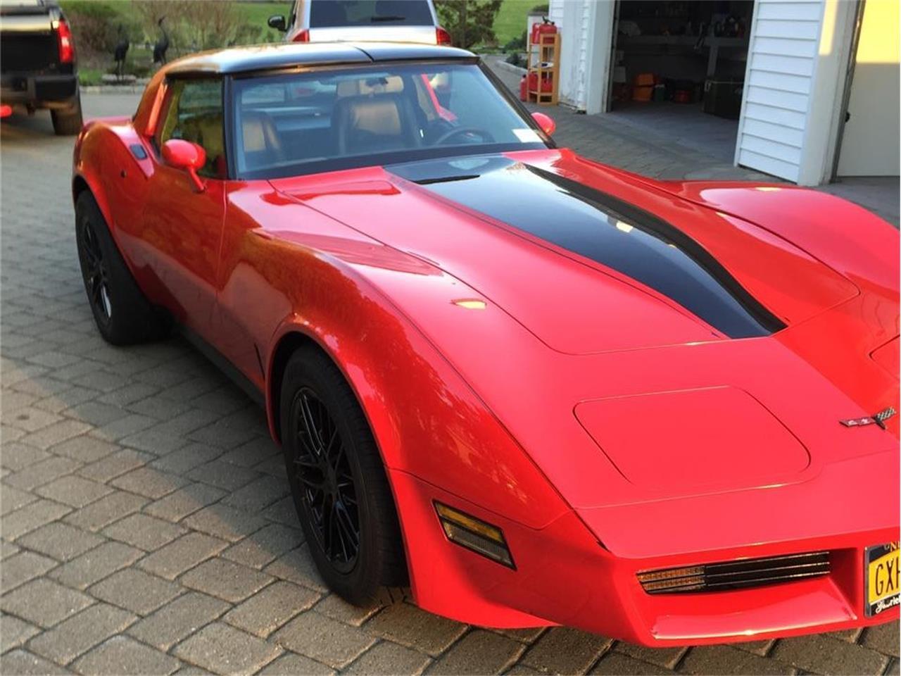 1981 Chevrolet Corvette (CC-1388245) for sale in Carmel, New York