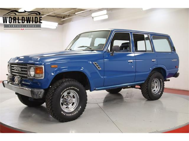 1984 Toyota Land Cruiser FJ (CC-1388251) for sale in Denver , Colorado