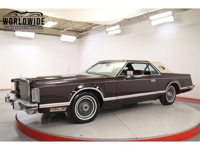 1978 Lincoln Continental (CC-1388255) for sale in Denver , Colorado