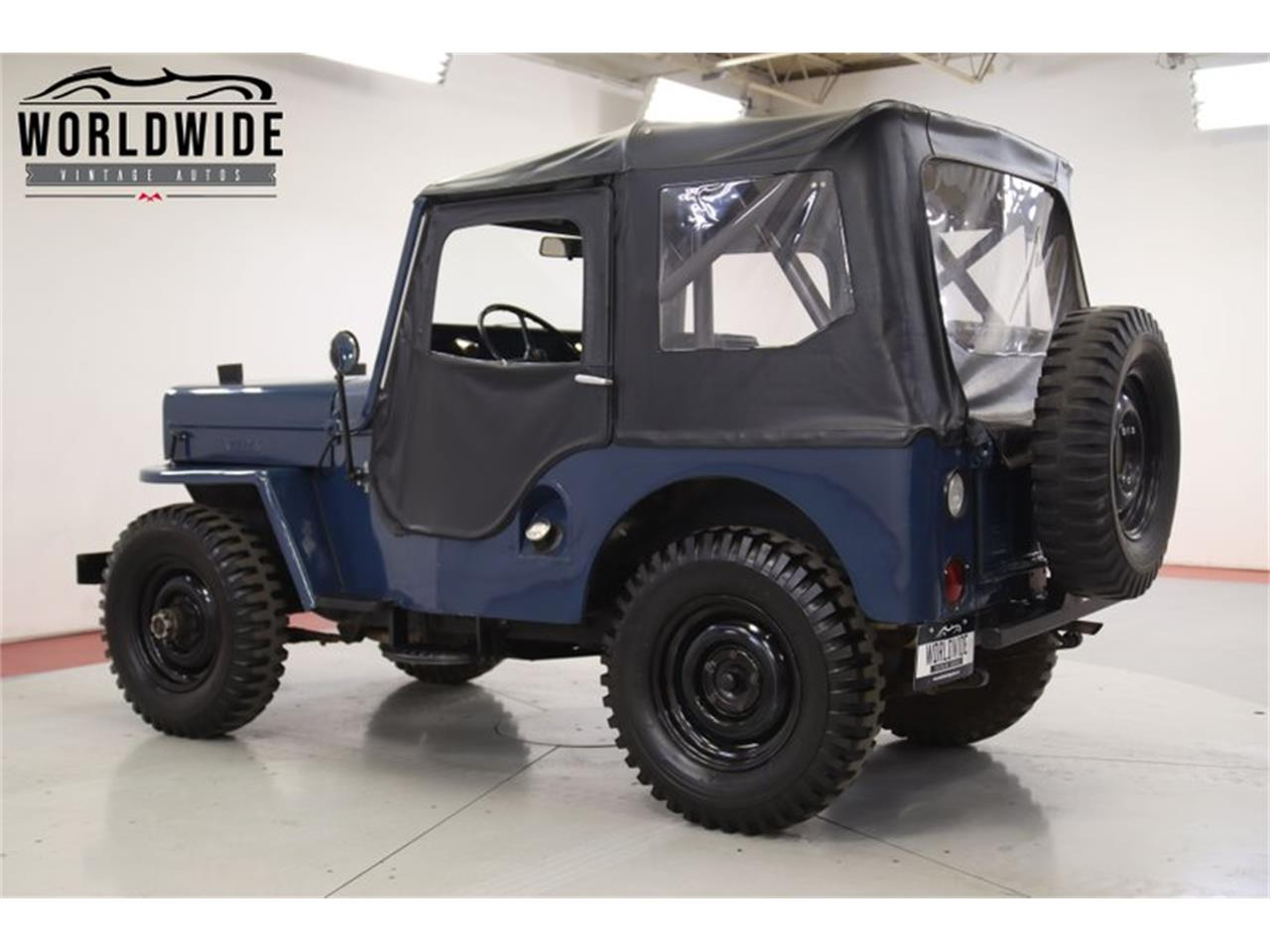 1953 Jeep CJ (CC-1388261) for sale in Denver , Colorado