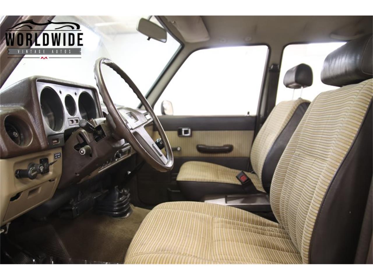 1985 Toyota Land Cruiser FJ (CC-1388263) for sale in Denver , Colorado