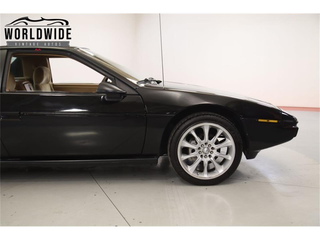 1984 Pontiac Fiero (CC-1388266) for sale in Denver , Colorado