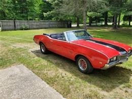 1968 Oldsmobile Cutlass (CC-1388275) for sale in Cadillac, Michigan