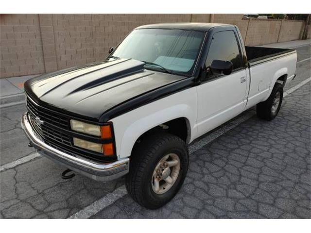 1991 Chevrolet Silverado (CC-1388276) for sale in Cadillac, Michigan