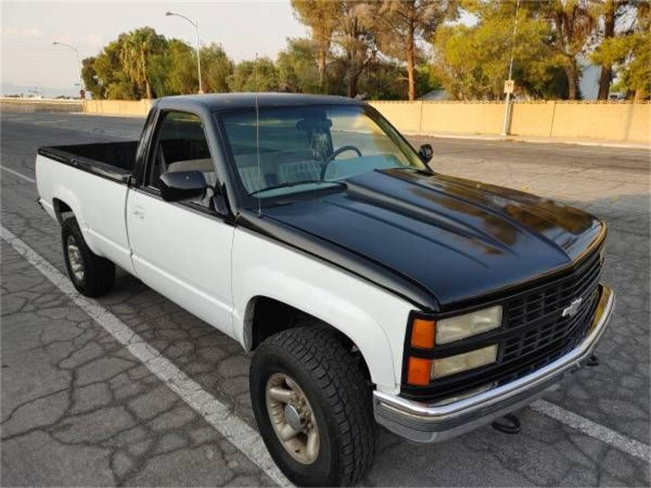 1991 Chevrolet Silverado (CC-1388276) for sale in Cadillac, Michigan