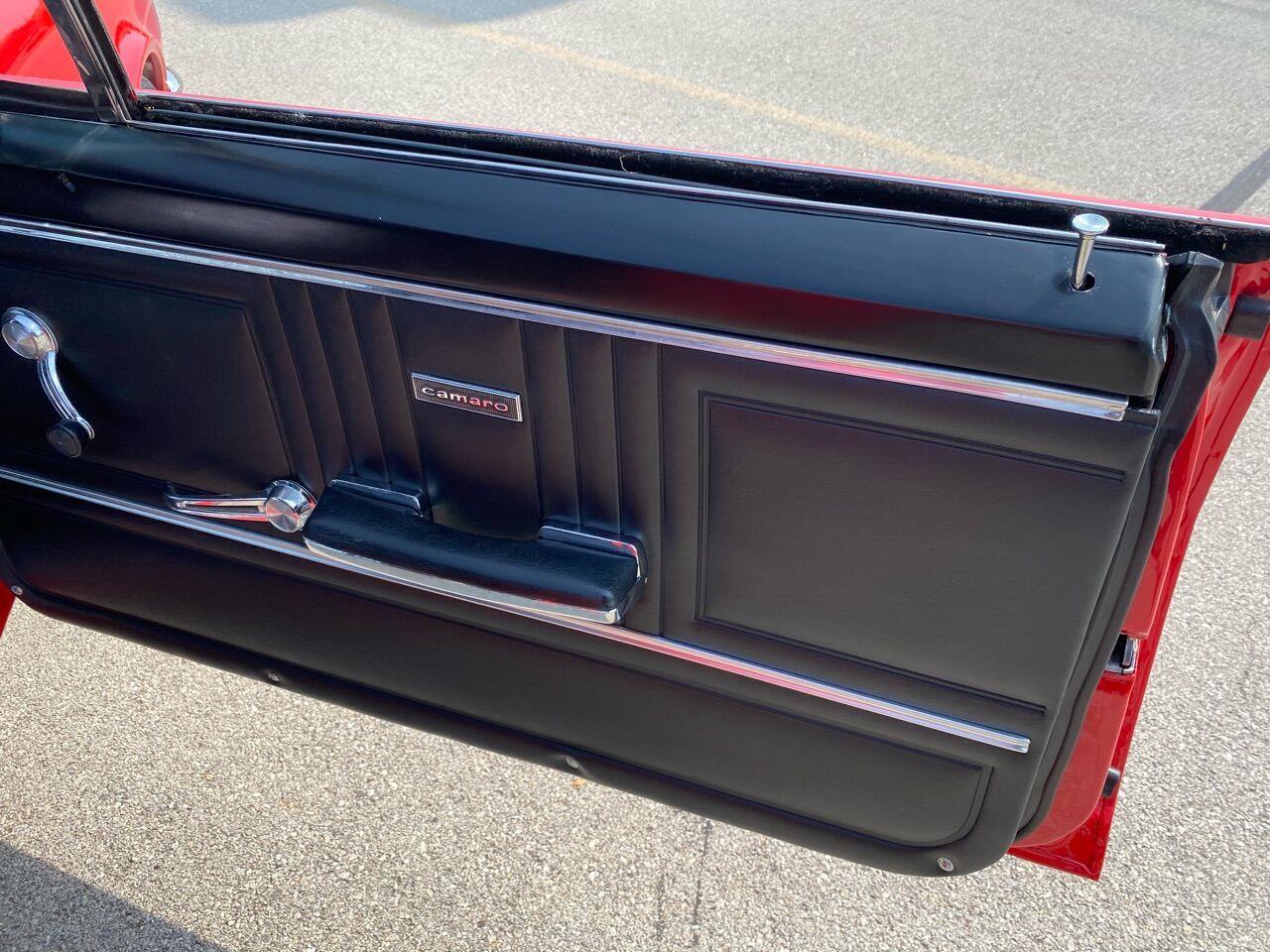 1967 Chevrolet Camaro (CC-1388279) for sale in Addison, Illinois