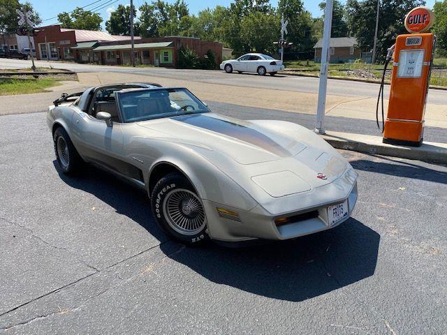 1982 Chevrolet Corvette (CC-1388286) for sale in Cadillac, Michigan