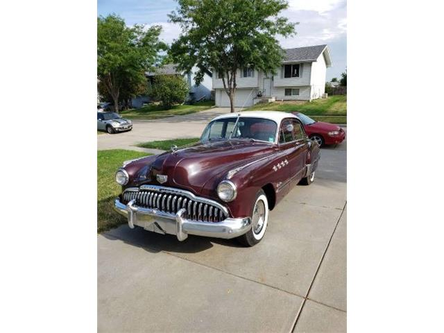 1949 Buick Roadmaster (CC-1388289) for sale in Cadillac, Michigan