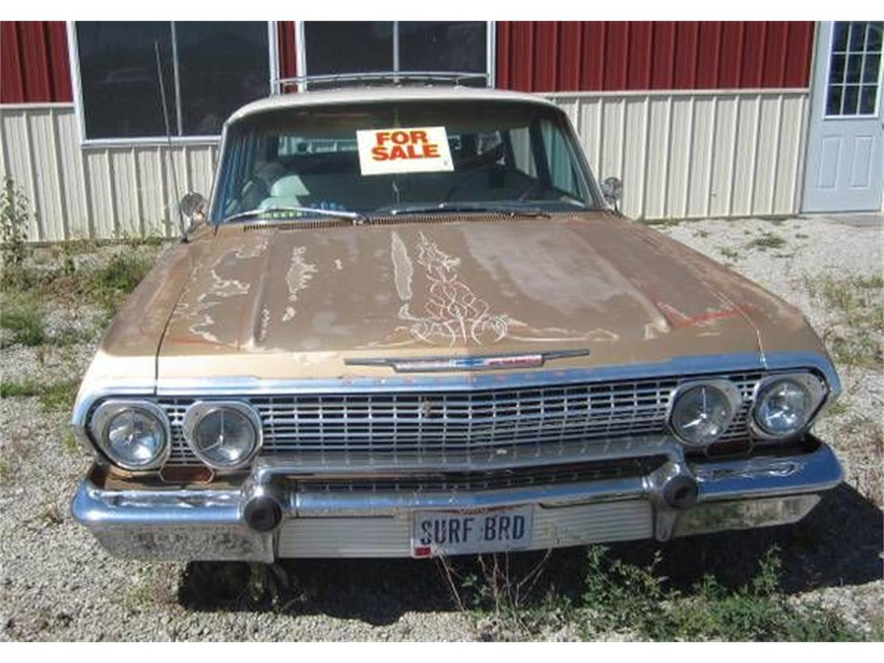 1963 Chevrolet Bel Air (CC-1388291) for sale in Cadillac, Michigan