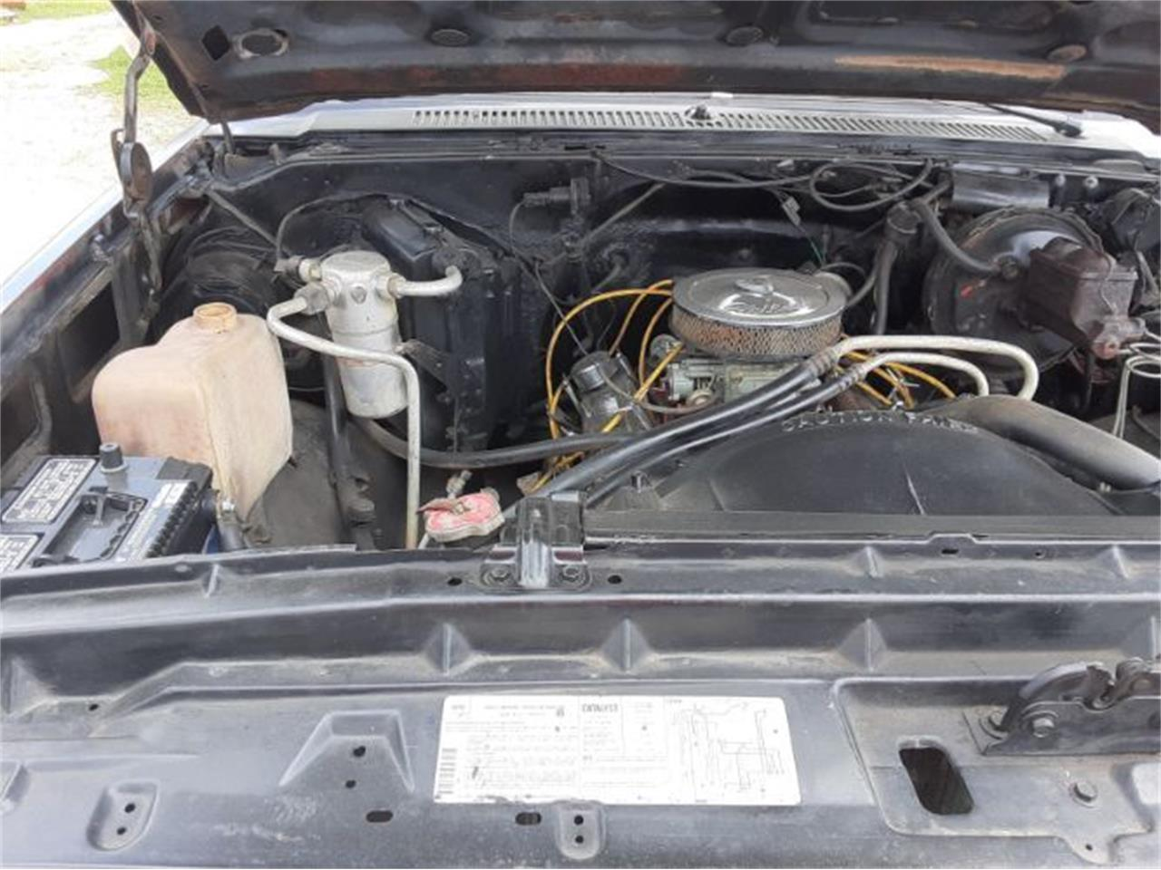 1985 Chevrolet C10 (CC-1388294) for sale in Cadillac, Michigan
