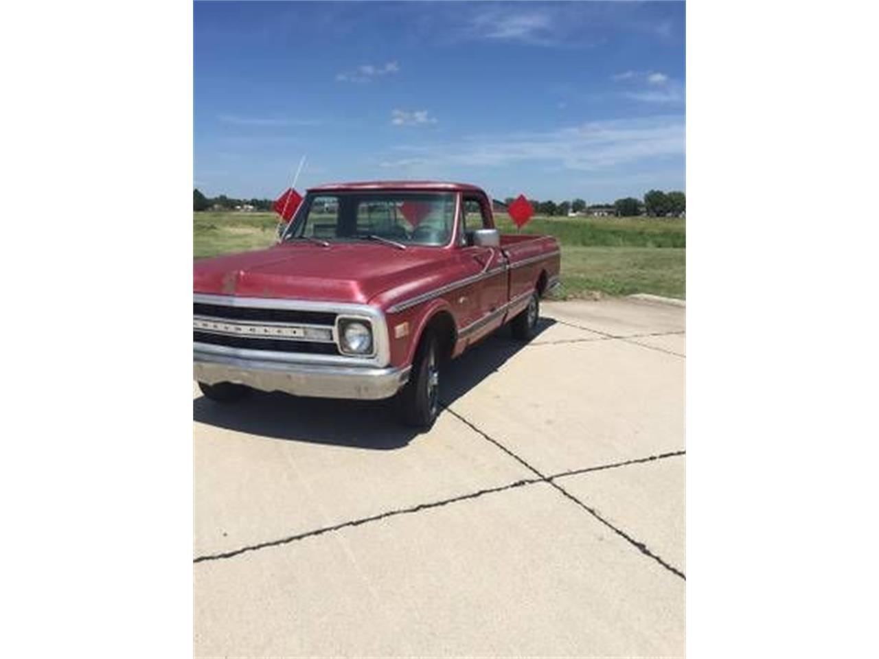 1970 Chevrolet C10 (CC-1388298) for sale in Cadillac, Michigan