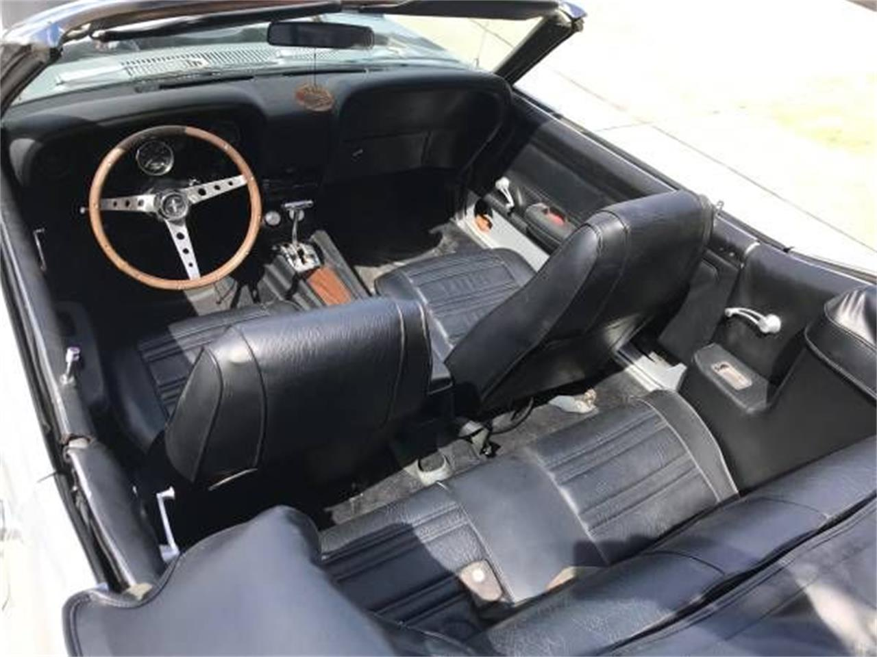1970 Ford Mustang (CC-1388300) for sale in Cadillac, Michigan