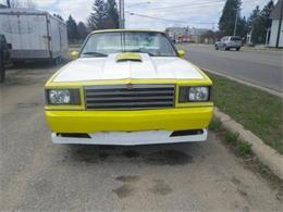 1978 Chevrolet El Camino (CC-1388305) for sale in Cadillac, Michigan