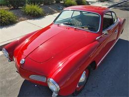 1962 Volkswagen Karmann Ghia (CC-1388312) for sale in Cadillac, Michigan