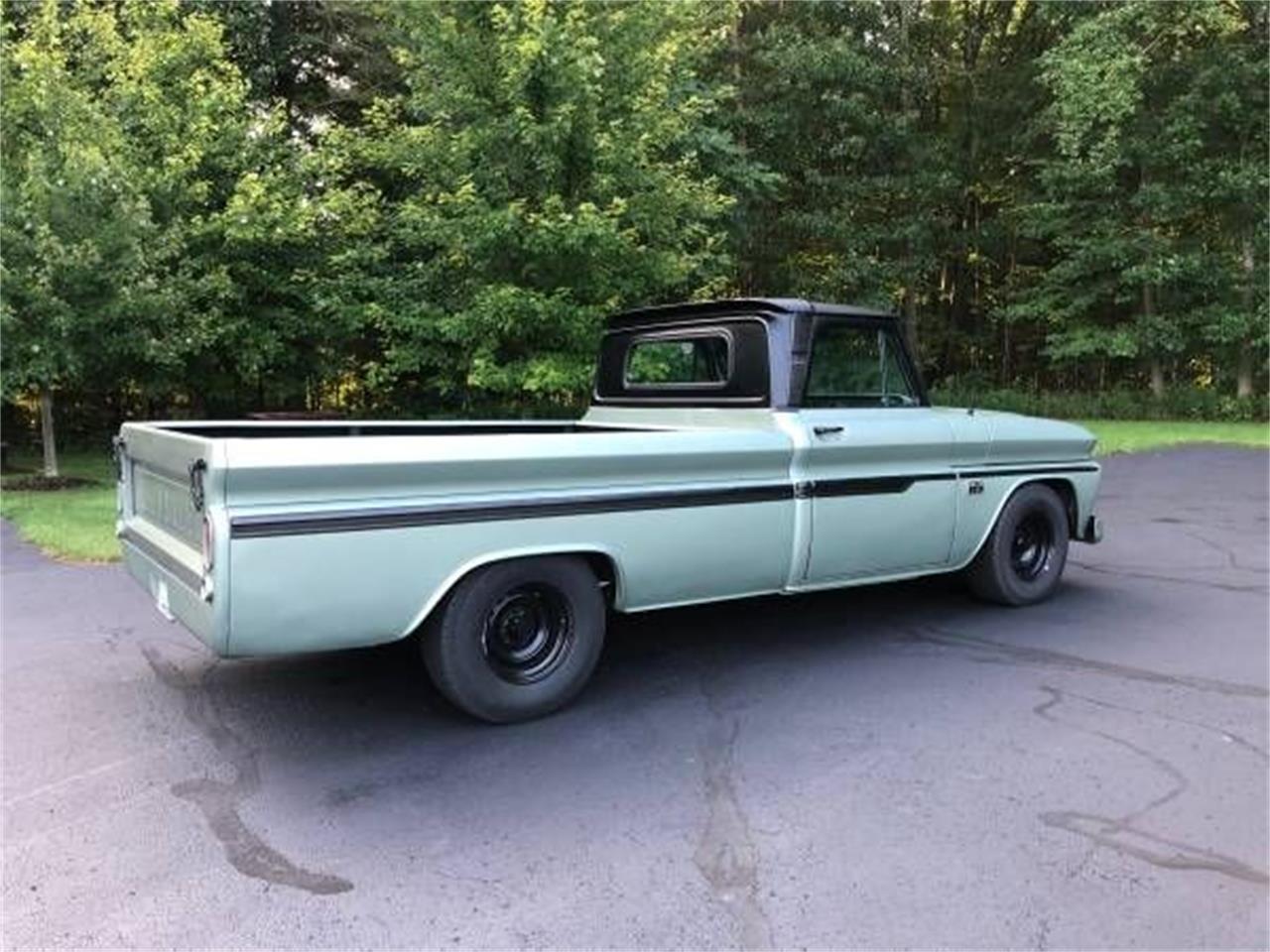 1966 Chevrolet C10 (CC-1388315) for sale in Cadillac, Michigan