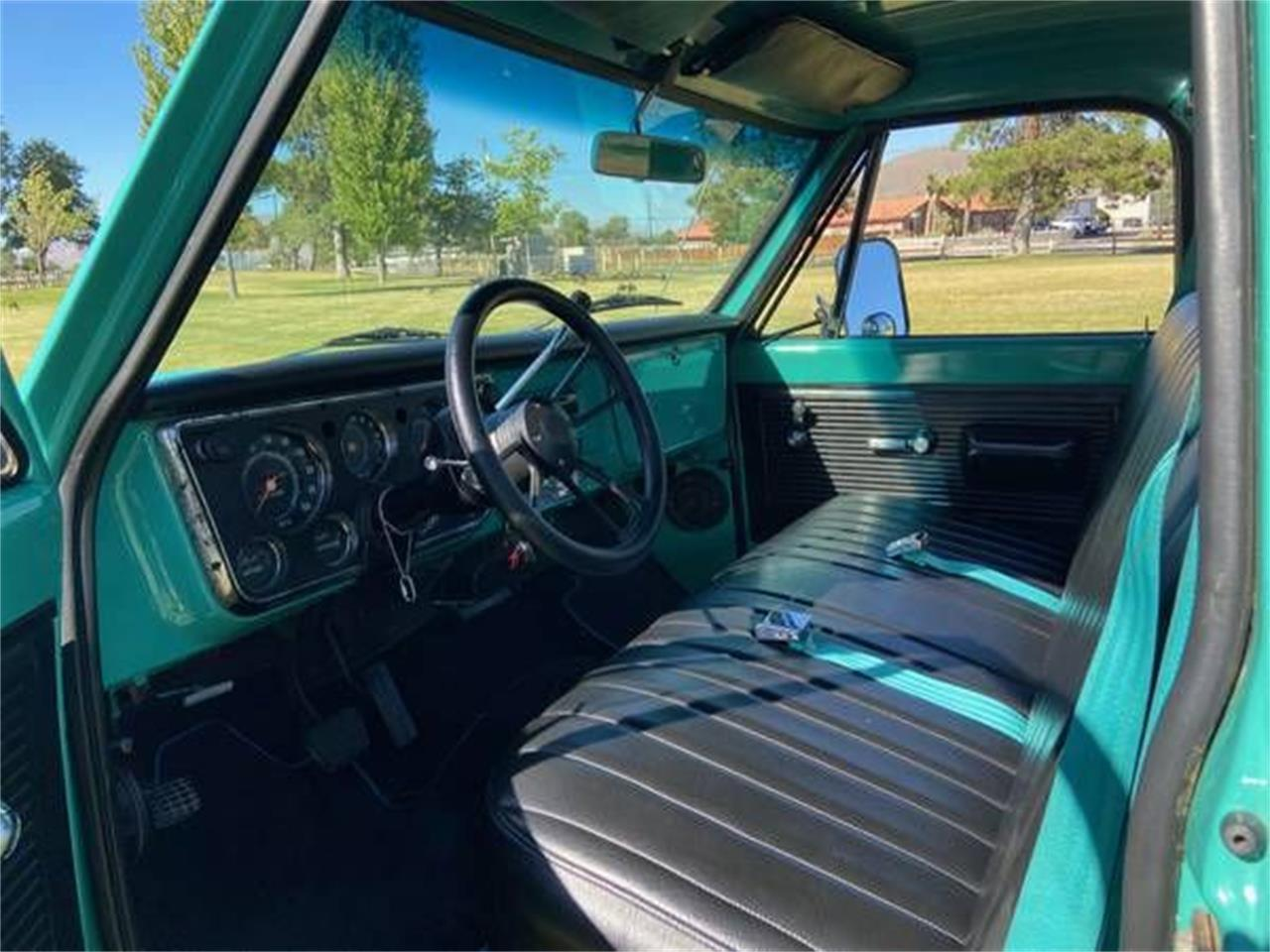 1971 Chevrolet C10 (CC-1388317) for sale in Cadillac, Michigan