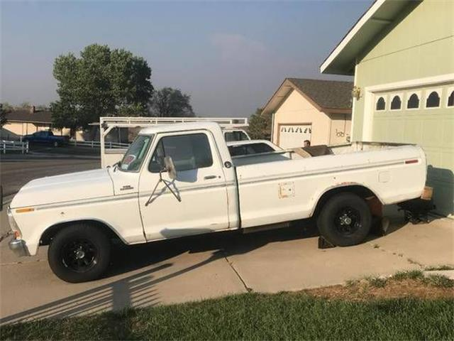 1978 Ford F150 (CC-1388319) for sale in Cadillac, Michigan