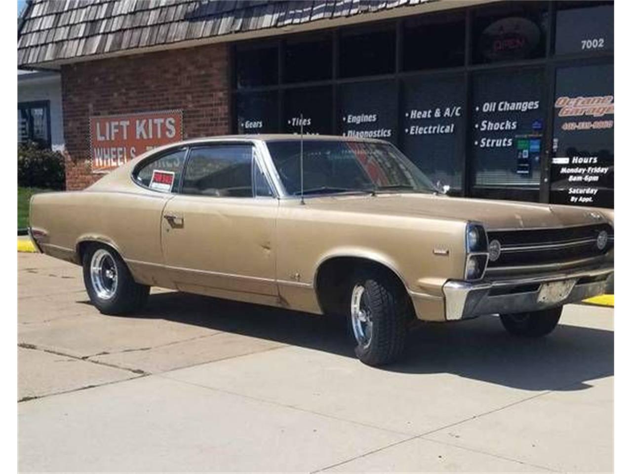 1967 AMC Marlin (CC-1388320) for sale in Cadillac, Michigan