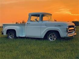 1957 Ford F100 (CC-1388321) for sale in Cadillac, Michigan