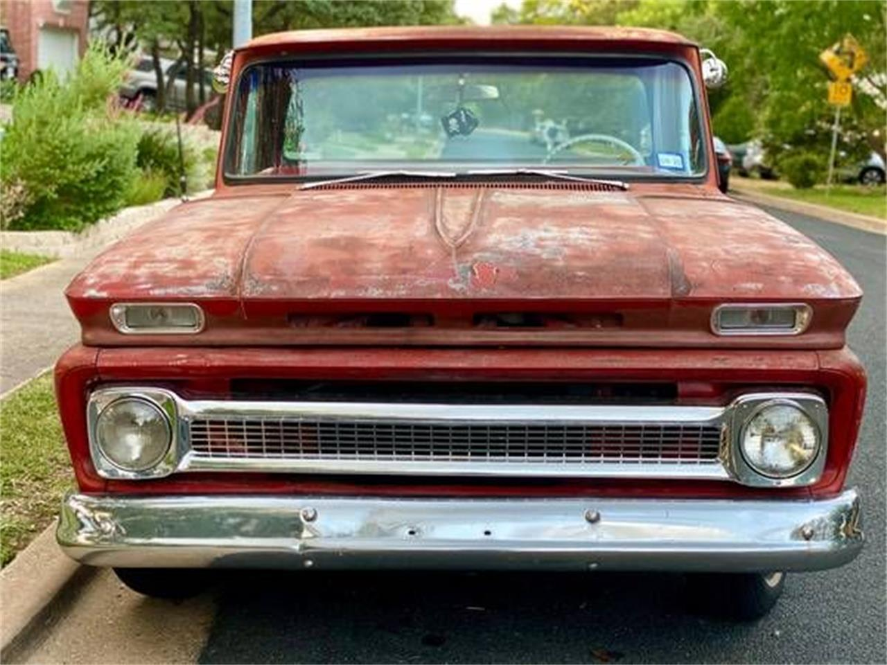 1965 Chevrolet C10 (CC-1388323) for sale in Cadillac, Michigan