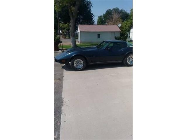 1979 Chevrolet Corvette (CC-1388329) for sale in Cadillac, Michigan