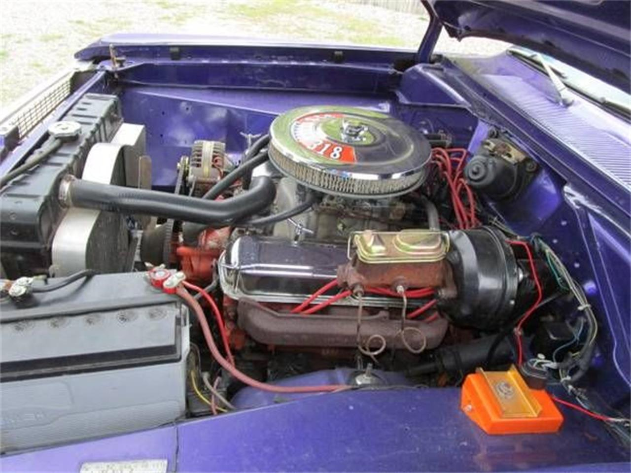 1967 Plymouth Valiant (CC-1388330) for sale in Cadillac, Michigan