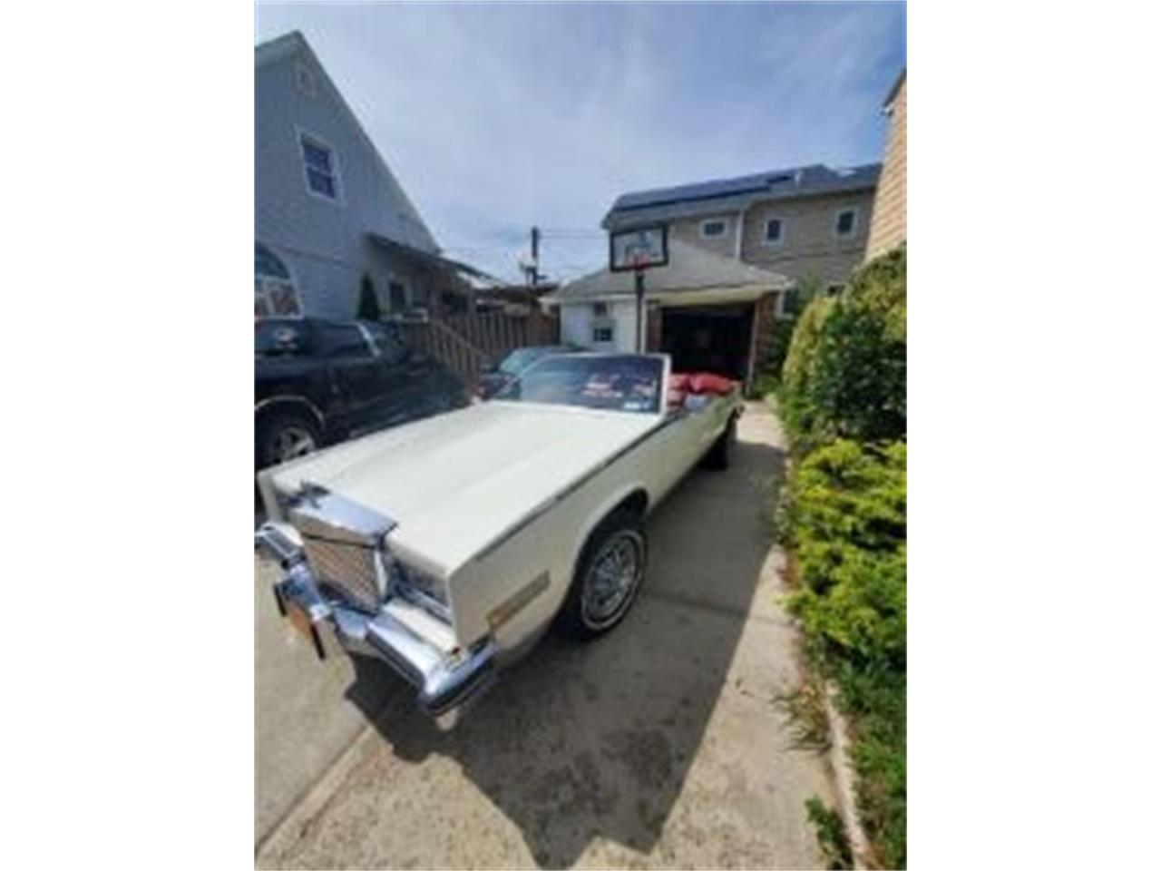 1984 Cadillac Eldorado (CC-1388331) for sale in Cadillac, Michigan