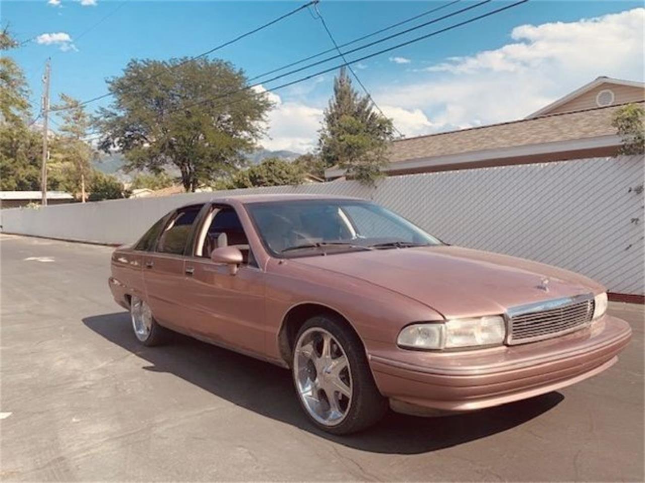 1991 Chevrolet Caprice (CC-1388332) for sale in Cadillac, Michigan