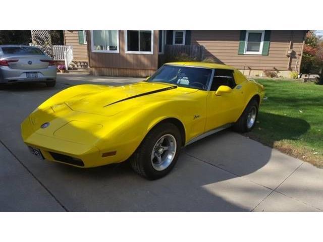 1973 Chevrolet Corvette (CC-1388337) for sale in Cadillac, Michigan