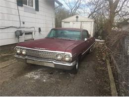 1963 Chevrolet Impala (CC-1388350) for sale in Cadillac, Michigan