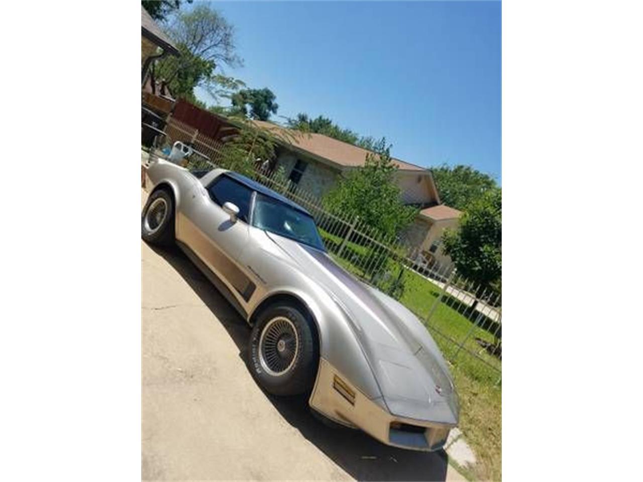 1982 Chevrolet Corvette (CC-1388351) for sale in Cadillac, Michigan