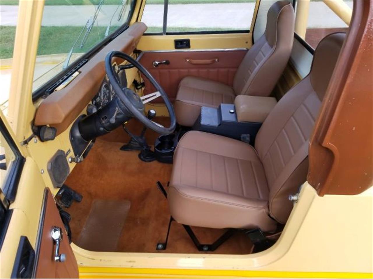 1982 Jeep CJ8 Scrambler (CC-1388352) for sale in Cadillac, Michigan