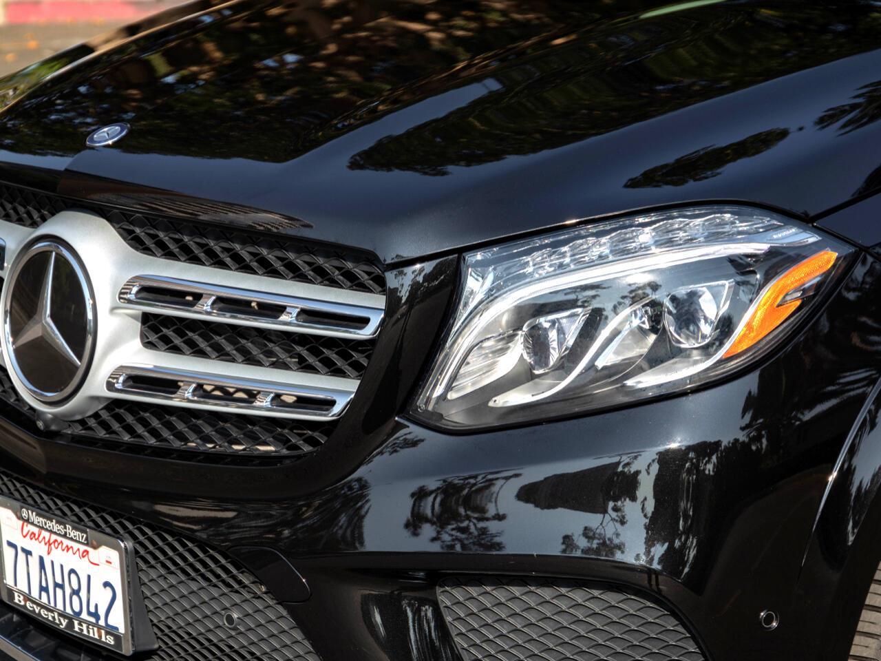 2017 Mercedes-Benz GLS-Class (CC-1388353) for sale in Marina Del Rey, California