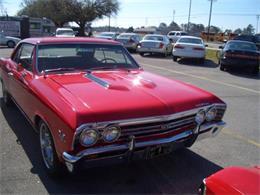 1967 Chevrolet Chevelle (CC-1388360) for sale in Cadillac, Michigan