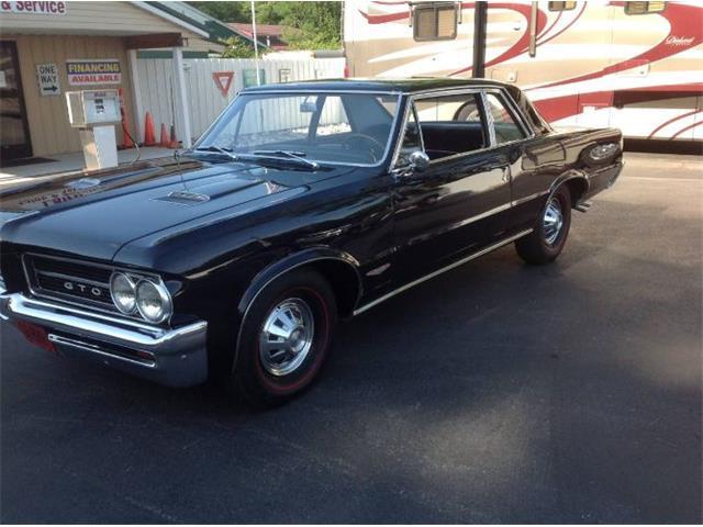 1964 Pontiac GTO (CC-1388361) for sale in Cadillac, Michigan