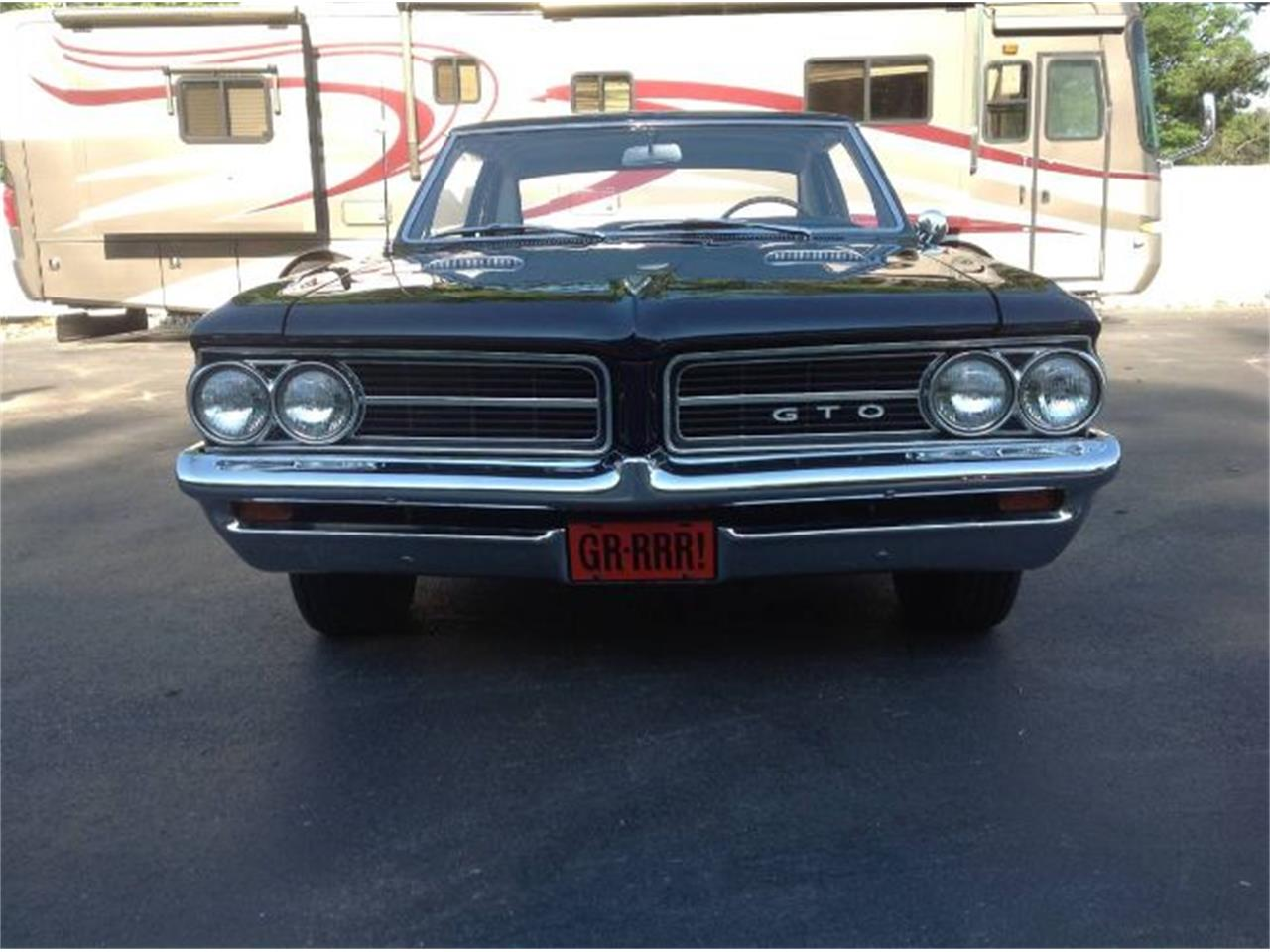 1964 Pontiac GTO (CC-1388361) for sale in Cadillac, Michigan
