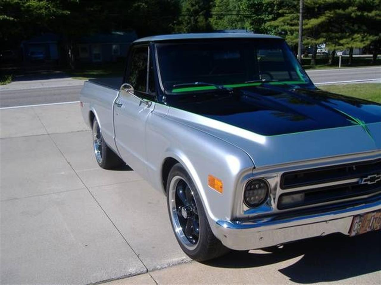 1968 Chevrolet Pickup (CC-1388367) for sale in Cadillac, Michigan