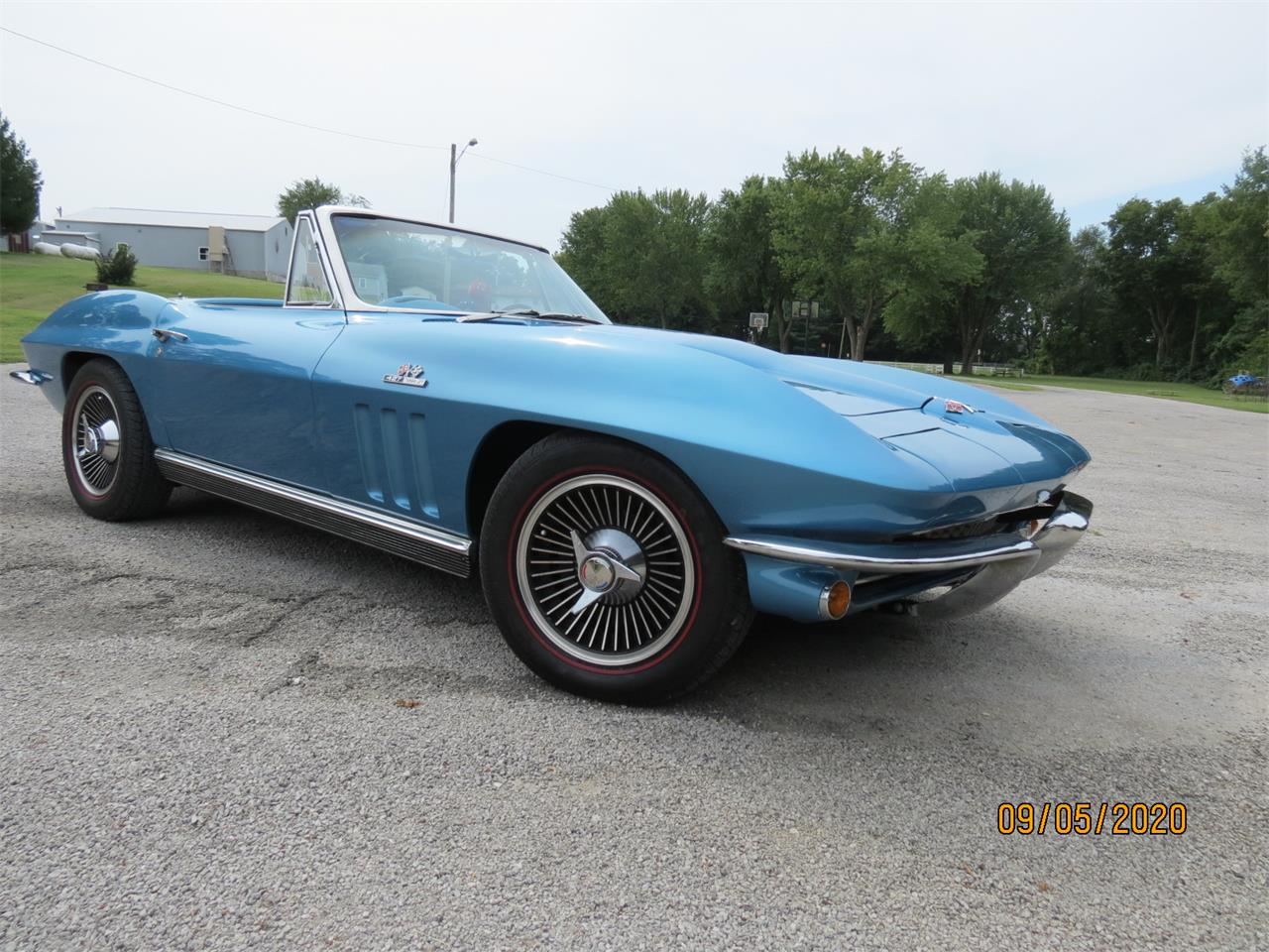 1966 Chevrolet Corvette (CC-1388395) for sale in Red Bud, Illinois