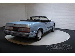 1990 Cadillac Allante (CC-1388401) for sale in Waalwijk, Noord Brabant