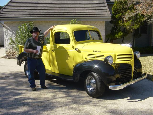 1945 Dodge Pickup (CC-1388403) for sale in Vashon, Washington