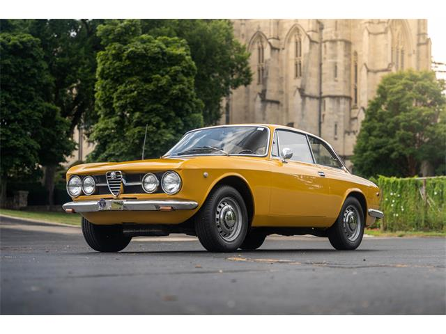 1969 Alfa Romeo 1750 GTV (CC-1388406) for sale in Pontiac, Michigan
