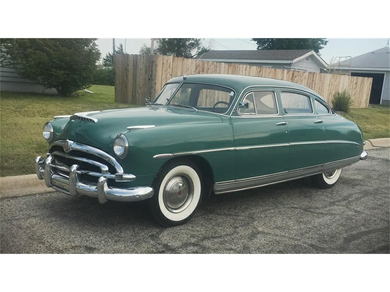 1953 Hudson Wasp Super (CC-1388414) for sale in GREAT BEND, Kansas