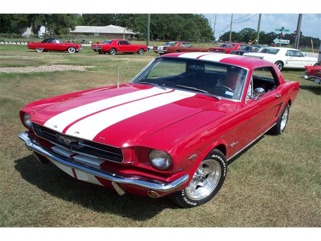 1965 Ford Mustang (CC-1388417) for sale in CYPRESS, Texas
