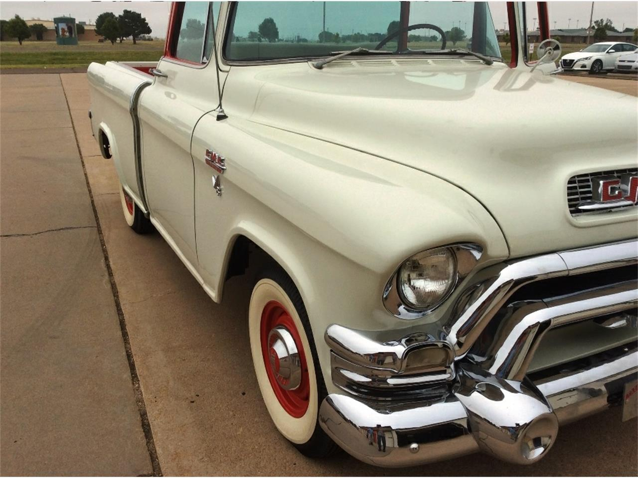 1955 GMC Suburban (CC-1388419) for sale in GREAT BEND, Kansas