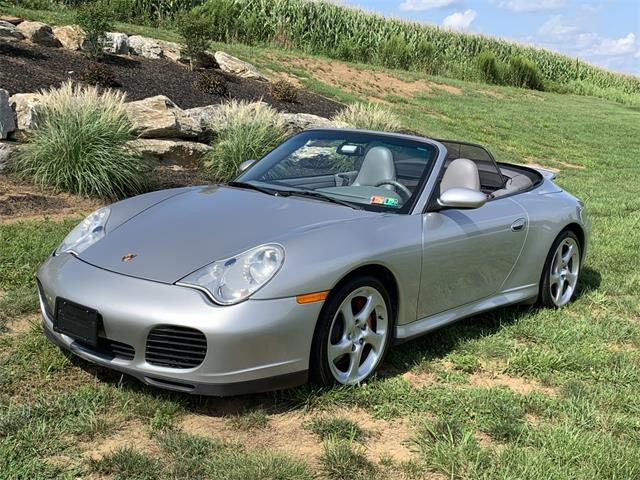 2004 Porsche 911 Carrera 4S Cabriolet (CC-1388420) for sale in Quarryville, Pennsylvania