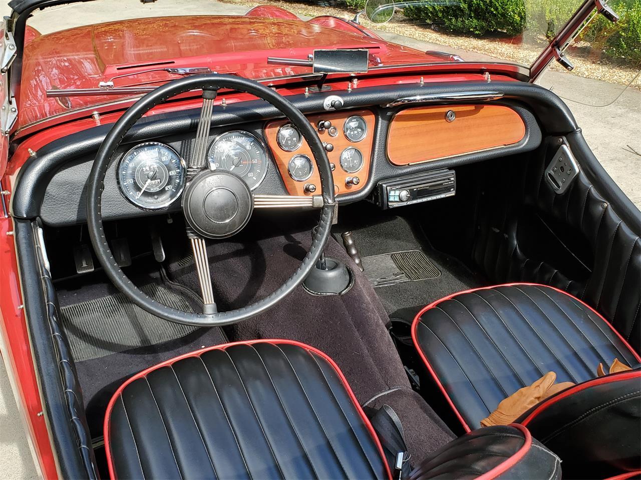 1958 Triumph TR3A (CC-1388434) for sale in Greenville, North Carolina