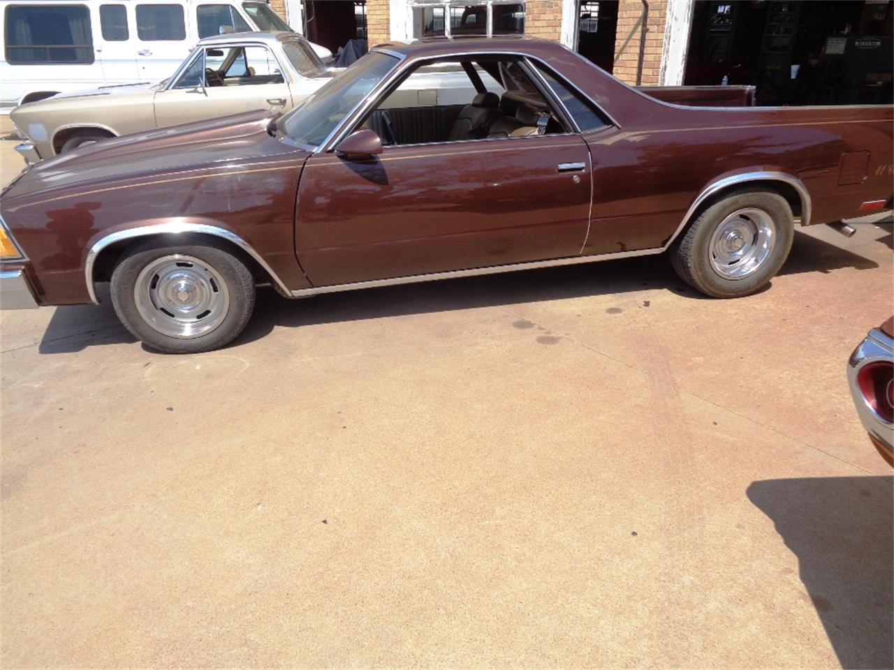 1980 Chevrolet El Camino (CC-1388437) for sale in GREAT BEND, Kansas